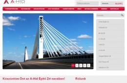 A-Híd Zrt, Hídépítő Zrt