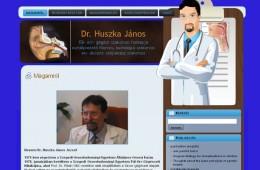 Dr. Huszka János