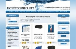 Mosótechnika Webáruház