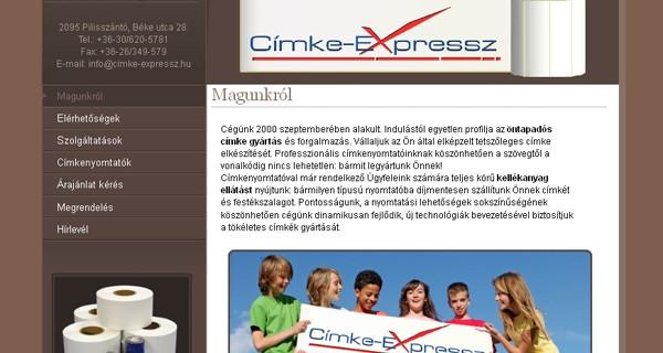 Cimke-Expressz