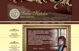 Szalai Katalin kódexíró és oklevélgrafikus