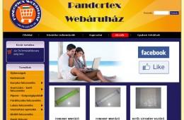 Pandortex Webáruház