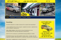 Gottlieb taxi